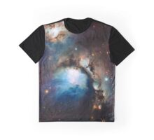 Reflection Nebula in Orion Graphic T-Shirt