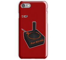 Joystick Gamer - Old School iPhone Case/Skin