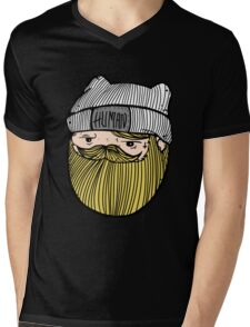 Finn The Human Mens V-Neck T-Shirt