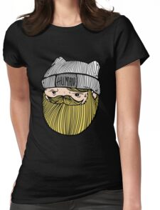 Finn The Human Womens Fitted T-Shirt