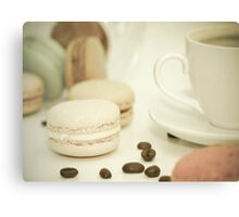 Coffee Collection 31 Canvas Print