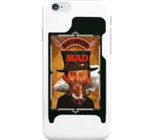 Steampunk MAD iPhone Case/Skin