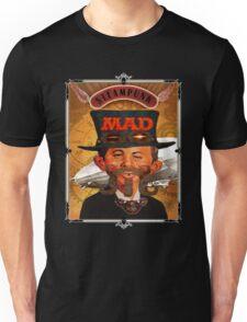 Steampunk MAD Unisex T-Shirt
