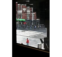 City Intersection Photographic Print