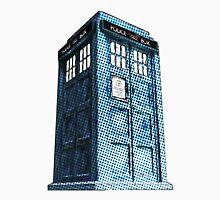 Comic TARDIS Unisex T-Shirt