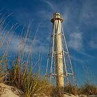 Boca Grande Florida, abandoned lighthouse by Stephanie Macwhorter