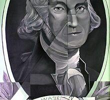 Poor George by Bill Chodubski