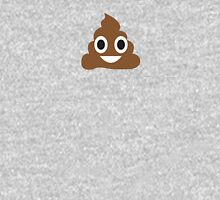 The poop emoji Unisex T-Shirt