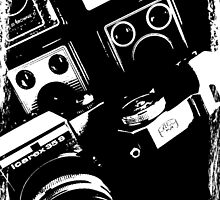 Vintage Cameras by Keith G. Hawley