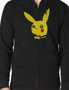 pokemon bunny Zipped Hoodie