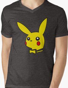 pokemon bunny Mens V-Neck T-Shirt