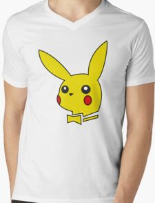 pokemon bunny Mens V-Neck T-Shirt