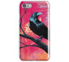 Raven Pink iPhone Case/Skin