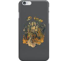 The Robots Come Out At Knight iPhone Case/Skin