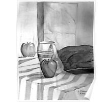 Still Life with Bag Poster