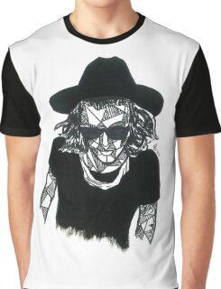 Geometric Harry Styles Graphic T-Shirt