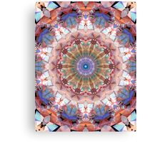 Abstract of Nature Colors Canvas Print