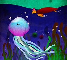 Mr. Jelly Fish by TINYGHOST