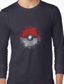 Poke'ball Long Sleeve T-Shirt