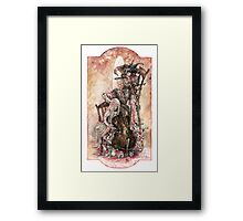The Queens Orchestra Framed Print