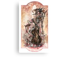 The Queens Orchestra Canvas Print
