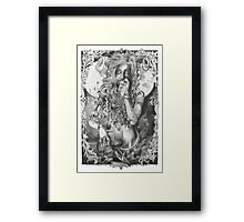 Do You Believe In Ghosts? Framed Print