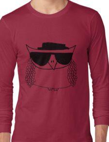 Heisenberg, the owl Long Sleeve T-Shirt