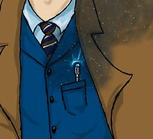 Tenth Doctor by Allie M