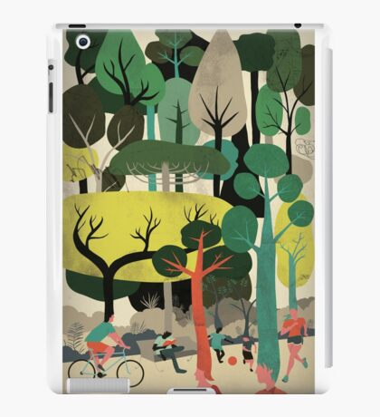 We are Trees iPad Case/Skin