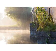 Wallingford Bridge Photographic Print