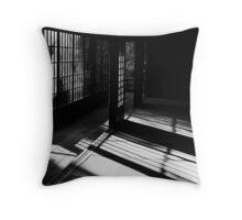 The Black and White Album - #1 Throw Pillow