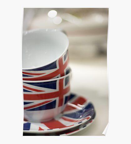 British Tea Poster