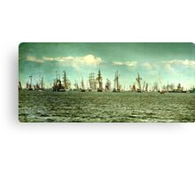 Windjammerparade Canvas Print