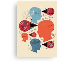 Mind Power Canvas Print