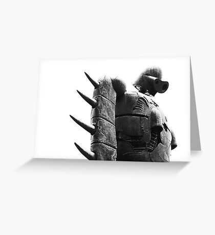 The Black and White Album - #8 Greeting Card