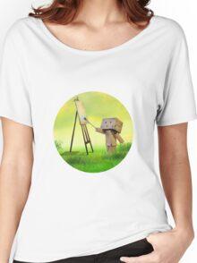 Danbo the artist Women's Relaxed Fit T-Shirt