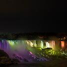 American Falls at Niagara Falls  by RNicholas