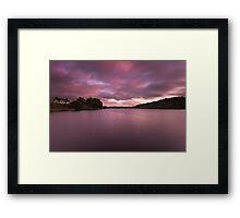 Loch Ken Framed Print