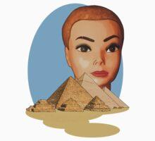 head of giza by IanByfordArt