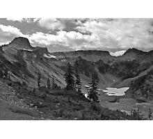 heather meadows, wa, usa Photographic Print