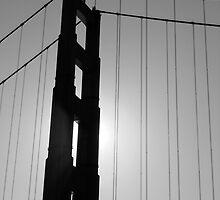 Golden Gate by AHigginsPhoto