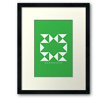 Design 188 Framed Print