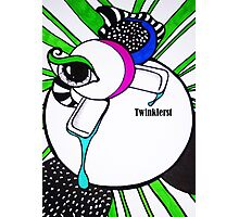 Hubba Bubba Thoughts- 2014  Photographic Print