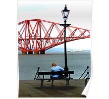 Queensferry ~ Forth Rail Bridge Poster
