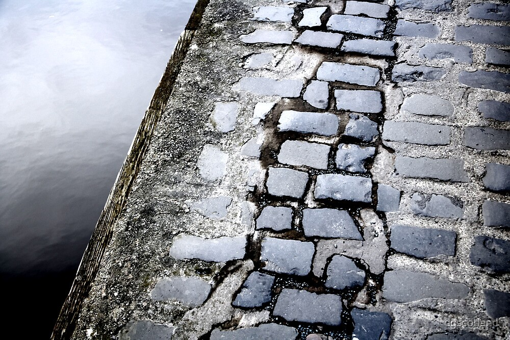 Quay Stone Capers by dgscotland