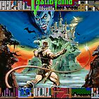 Castlevania 1987 by John King III