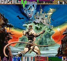Castlevania 1987 by John King III