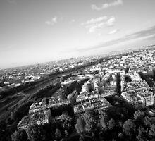 On Top Of Paris by domolm
