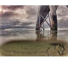 Water level  Photographic Print
