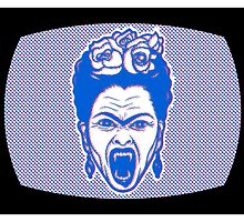 Frida Kahlo 3D Monster Mashup by Jacqueline Gwynne